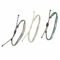 """Armband """"Dark"""", 3er Set jetzt für 2.95 Euro kaufen im Frank Flechtwaren und Deko Online Shop"""