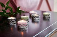 """Teelichthalter """"Arabeske"""", 6er Set jetzt für 7.95 Euro kaufen im Frank Flechtwaren und Deko Online Shop"""
