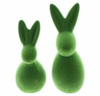 """Hasenfigur """"Moos"""", 2er Set jetzt für 7.95 Euro kaufen im Frank Flechtwaren und Deko Online Shop"""