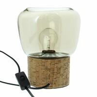 """Tischlampe """"Italy"""" jetzt für 12.95 Euro kaufen im Frank Flechtwaren und Deko Online Shop"""