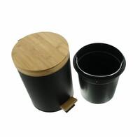 """Treteimer """"Bambus"""" jetzt für 15.95 Euro kaufen im Frank Flechtwaren und Deko Online Shop"""