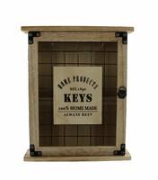 """Schlüsselkasten """"Keys"""" jetzt für 6.95 Euro kaufen im Frank Flechtwaren und Deko Online Shop"""