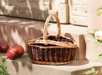 """Bügelkorb """"Naturweide"""" jetzt für 8.95 Euro kaufen im Frank Flechtwaren und Deko Online Shop"""