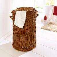 Wäschekorb, rund jetzt für 26.95 Euro kaufen im Frank Flechtwaren und Deko Online Shop