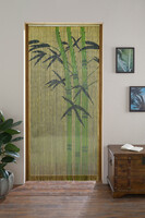 """Bambusvorhang """"Bamboo"""" jetzt für 23.95 Euro kaufen im Frank Flechtwaren und Deko Online Shop"""