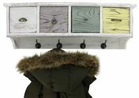 """Garderobe """"Mixed Up"""" jetzt für 39.95 Euro kaufen im Frank Flechtwaren und Deko Online Shop"""